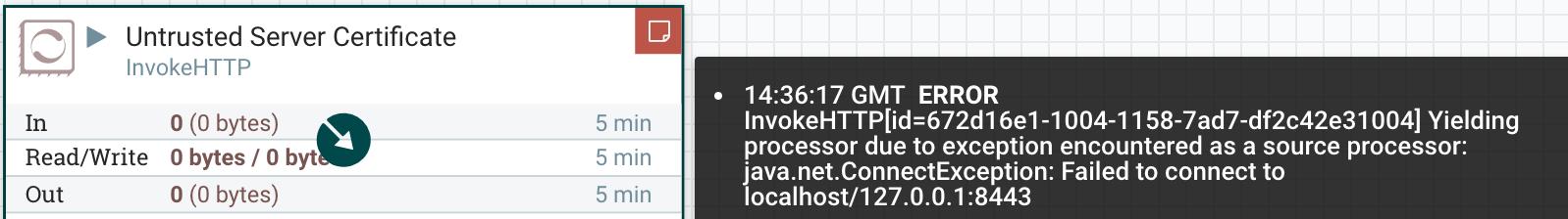 Using SSL with NiFi